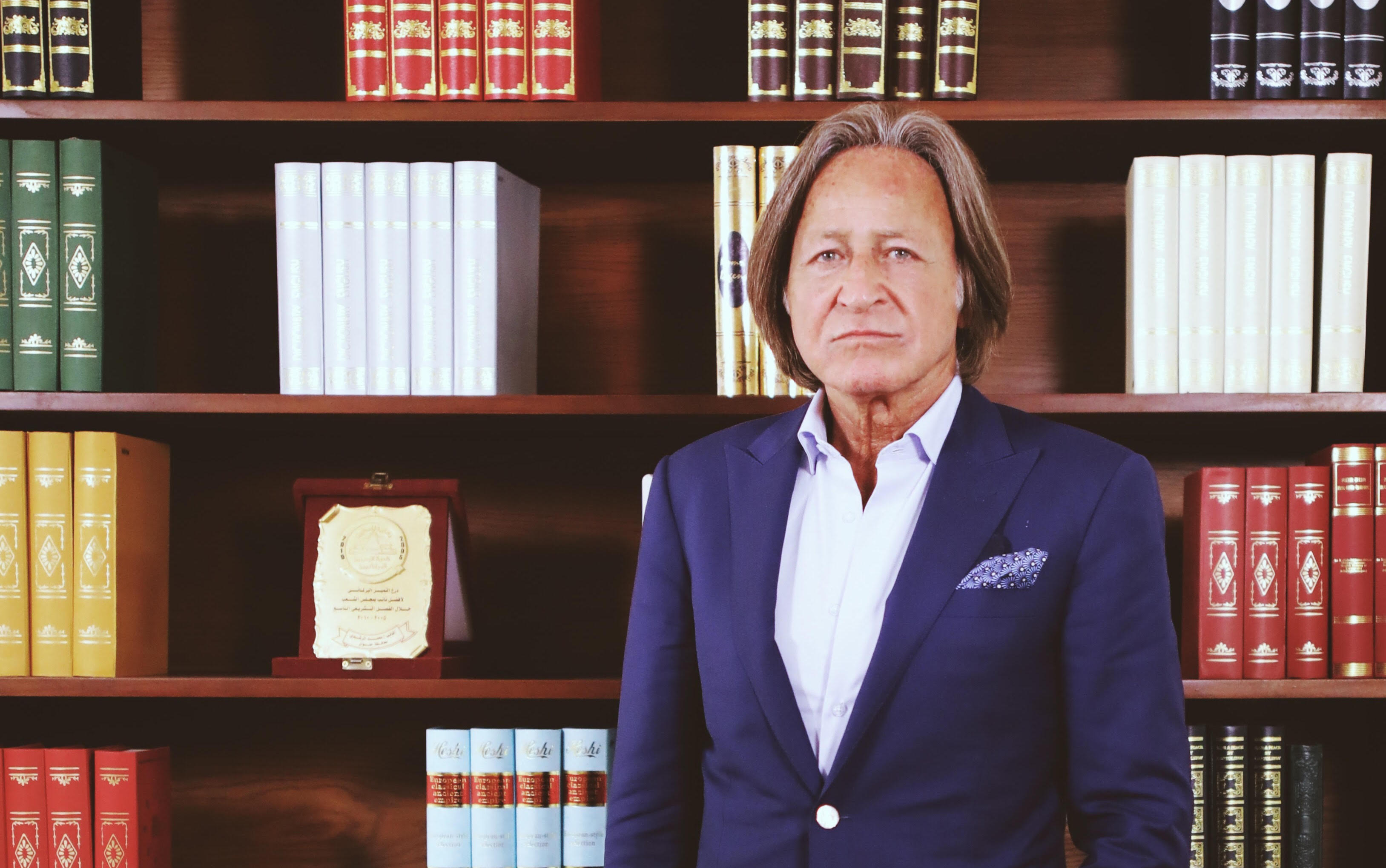 Real Estate Mogul Mohamed Hadid on His Arab Identity, Religion & His New  Project in Egypt