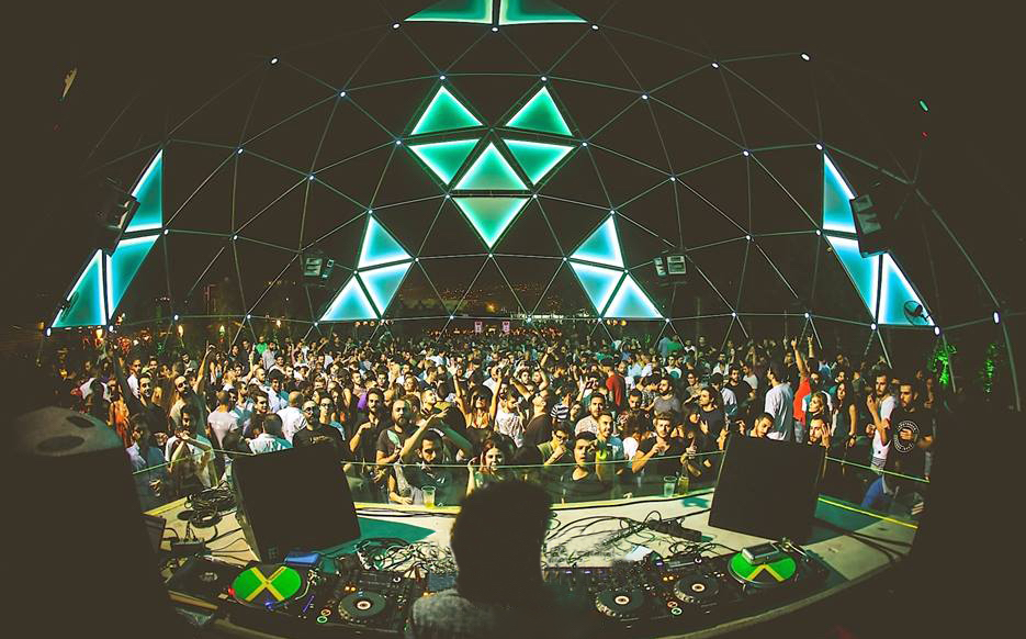 The 11 Leading Underground Nightclubs in the Middle East