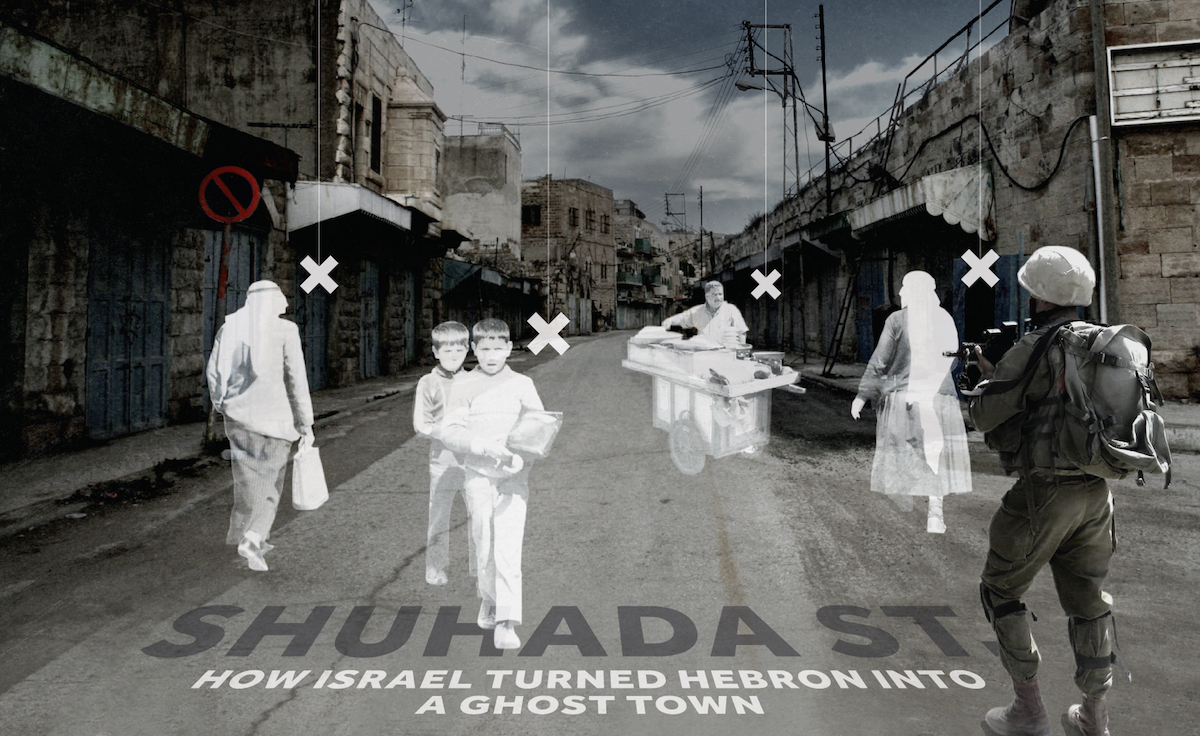 Data Visualization: Building A New Narrative of Palestine for the Digital Age