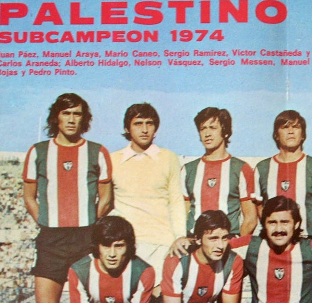 The Curious Case of the Chilestinians: How Half A Million Palestinians Made A Home in Chile