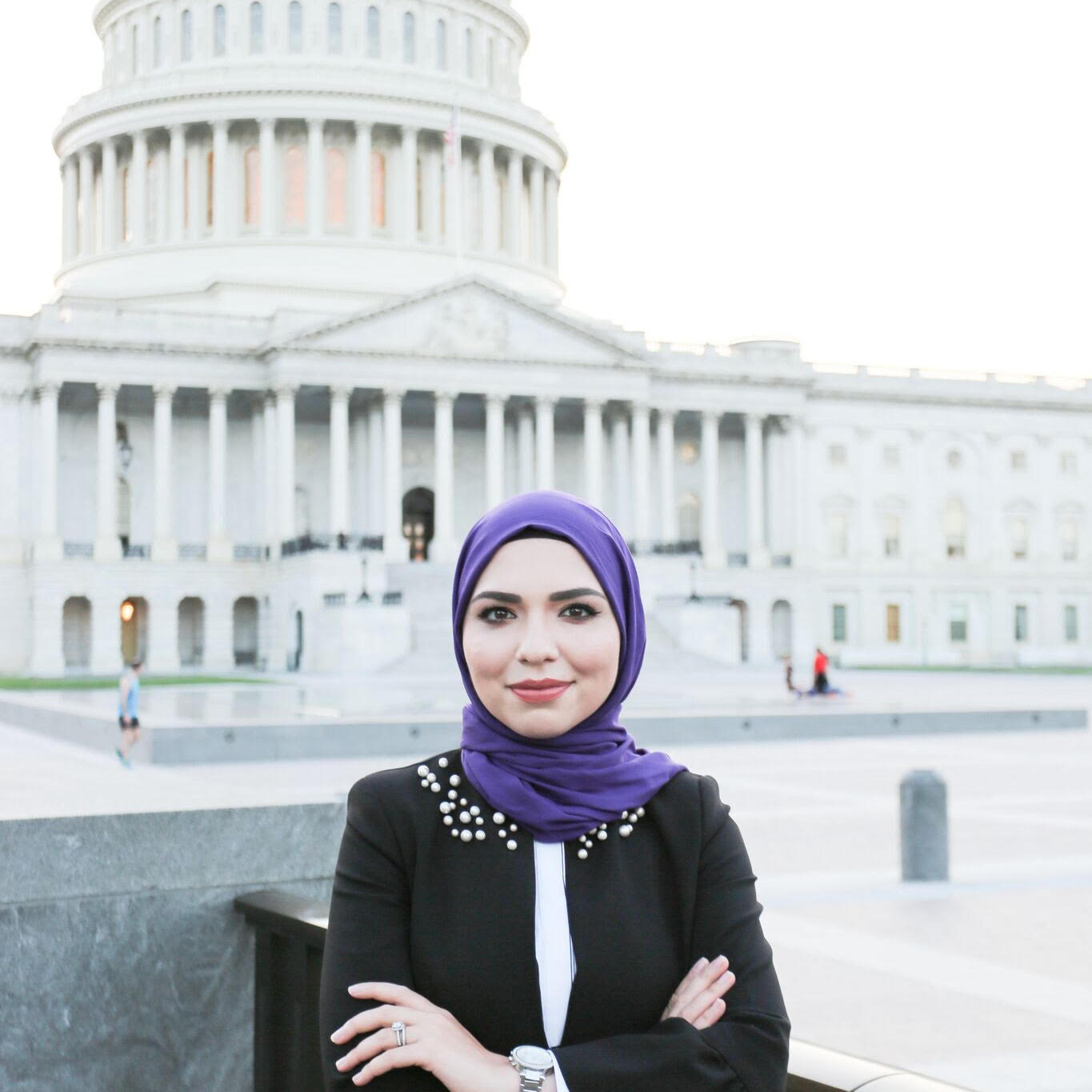 From 9/11 to 2020: The Syrian-American Activist Fighting Islamophobia in Washington