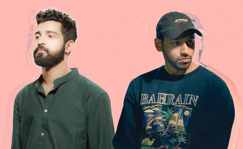 Dar Disku: The Bahraini Duo Reimagining The Middle East's Musical Heritage