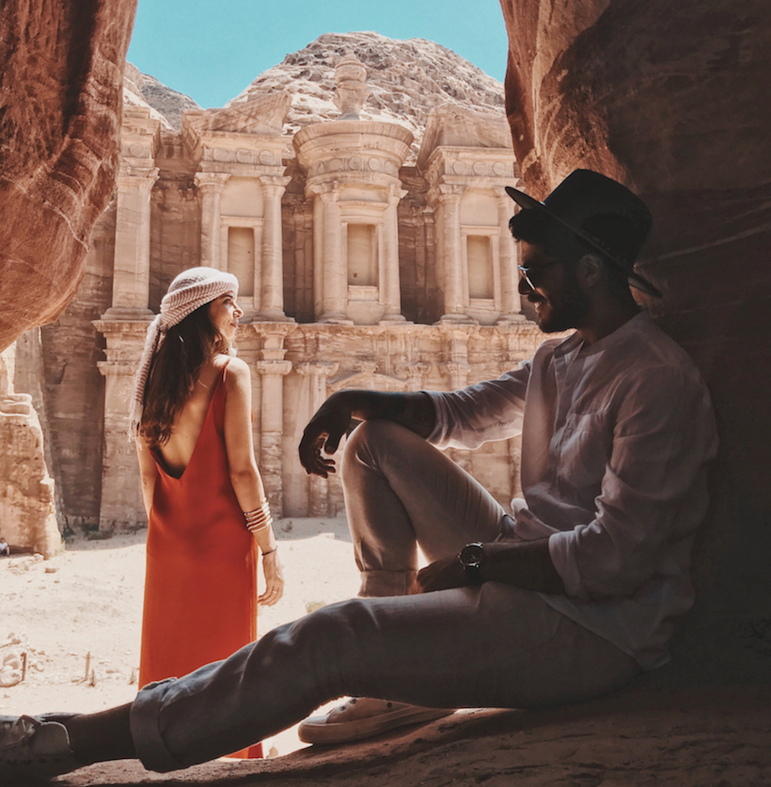 6 Arab Travel Couples That Will Give You Instant Wanderlust