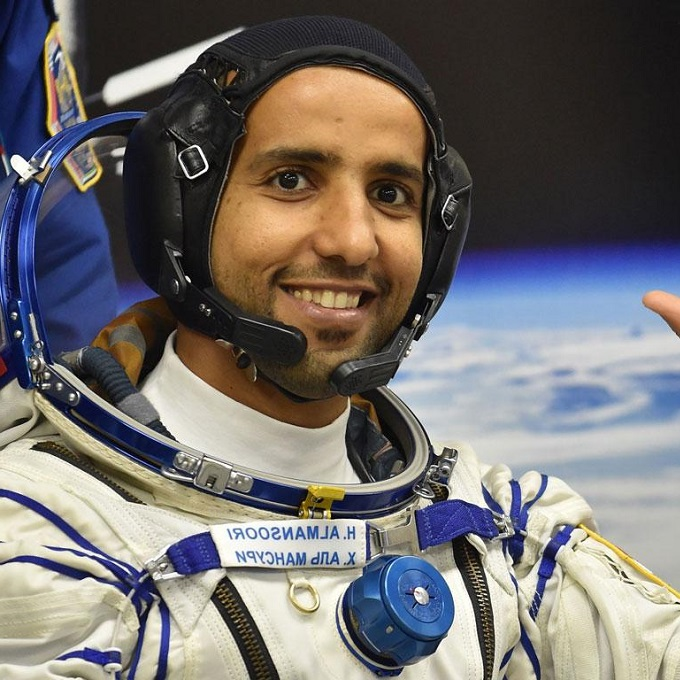 This Week, Arabs Made History Sending the First Emirati Astronaut to the International Space Station