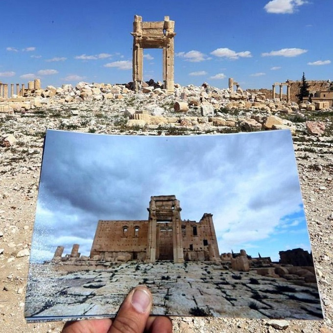 Syria's Cultural Heritage is a Casualty of War - Here Are the People Protecting It