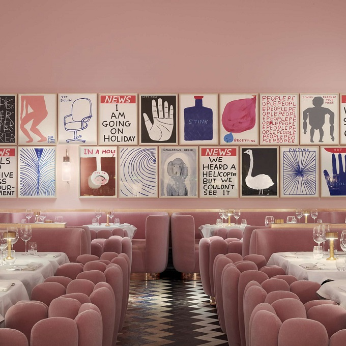 An Algerian Restaurateur - Owner of Sketch London - Is the First Arab to Receive 3 Michelin Stars