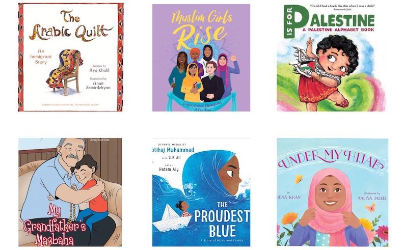 10 English Language Children's Books that Reflect Arab & Muslim Experiences
