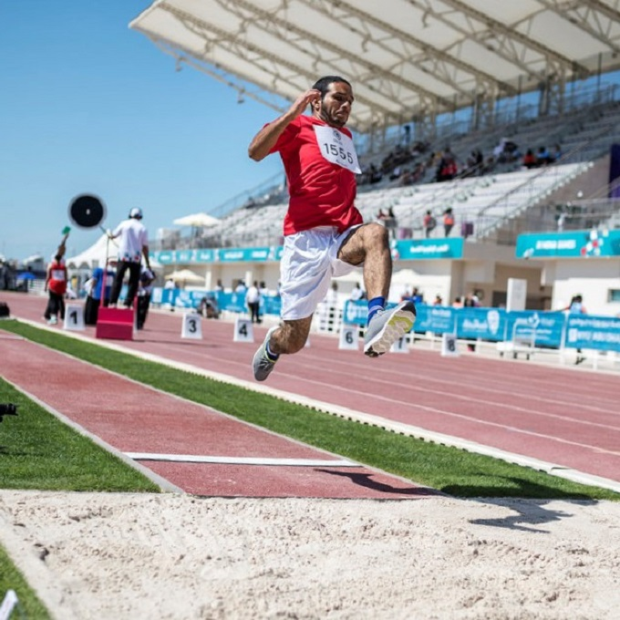 The First Ever Pan-African Special Olympics Kicks Off Today in Egypt