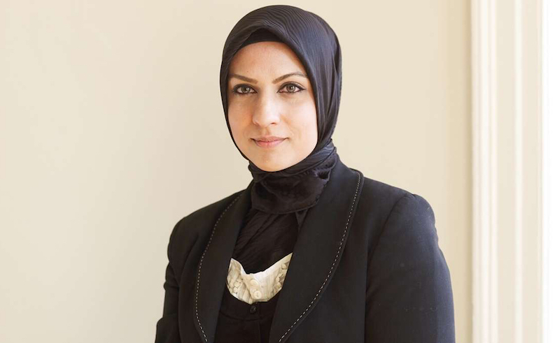 First Hijab-Wearing Judge Has Been Appointed in the UK