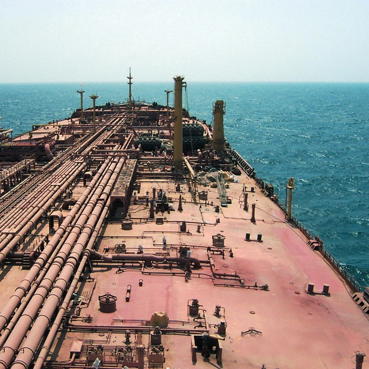 A Disaster in the Making: An Abandoned Yemeni Oil Tanker Could Devastate the Red Sea
