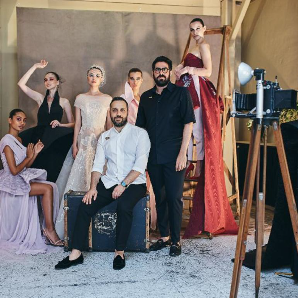 Arabs in Paris: Special Showroom to Spotlight Middle Eastern Designers at Paris Fashion Week