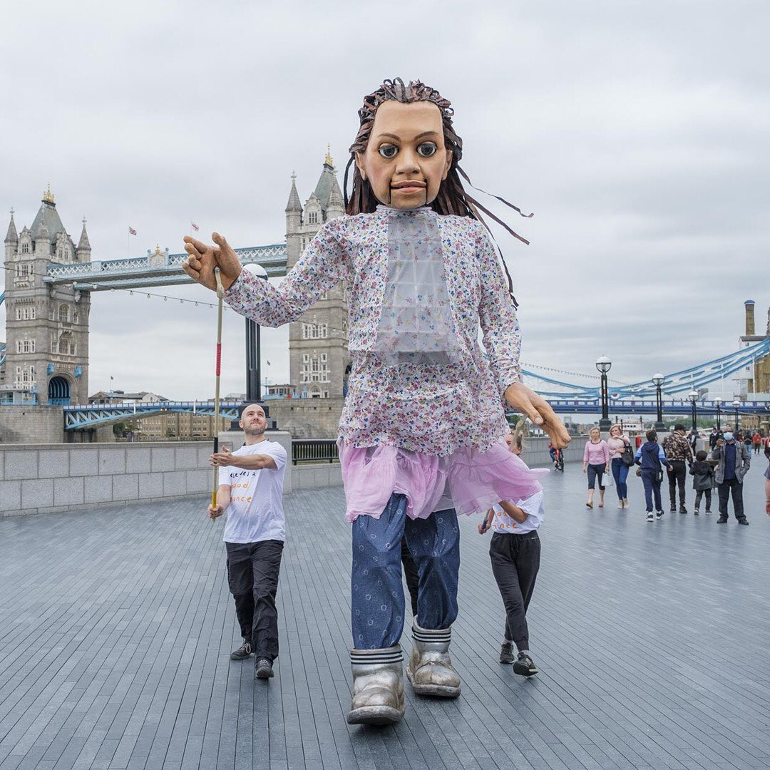 Walk with Amal: An Ambitious Cross-Country Art Project Dramatising the Stories of Refugee Children