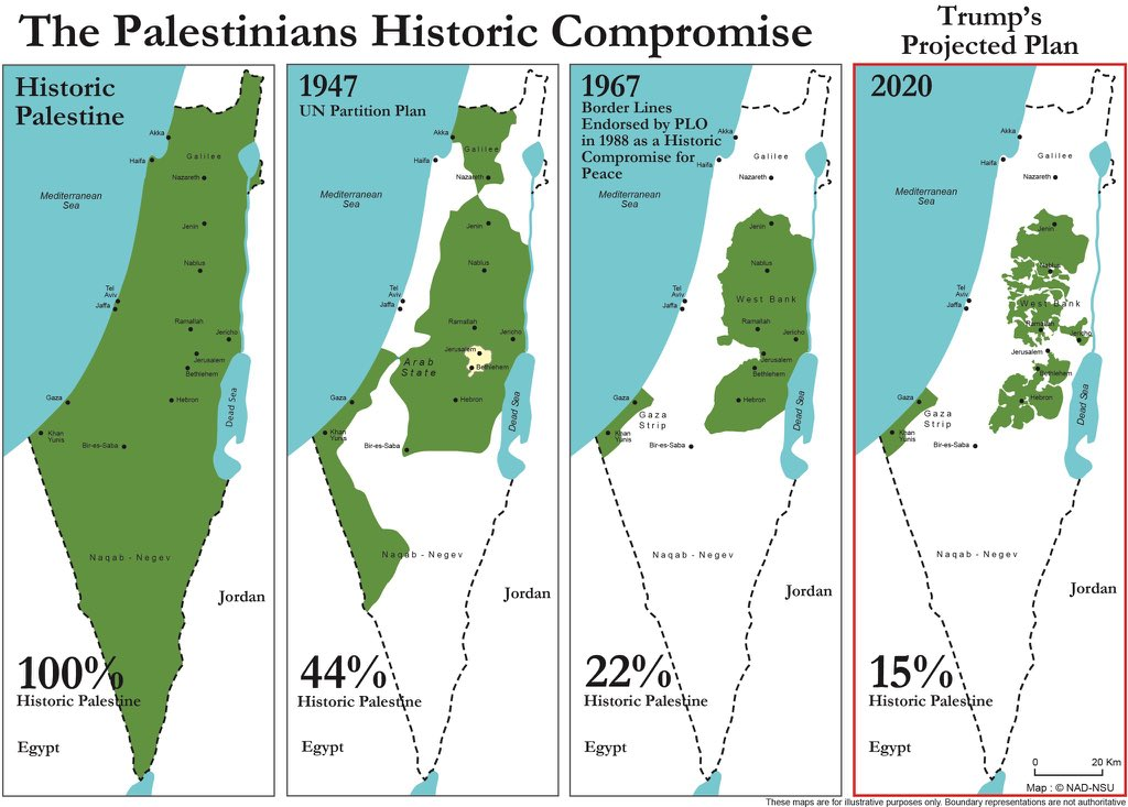 Image of: Mapping Apartheid 6 Digital Initiatives Reclaiming The Palestinian Map