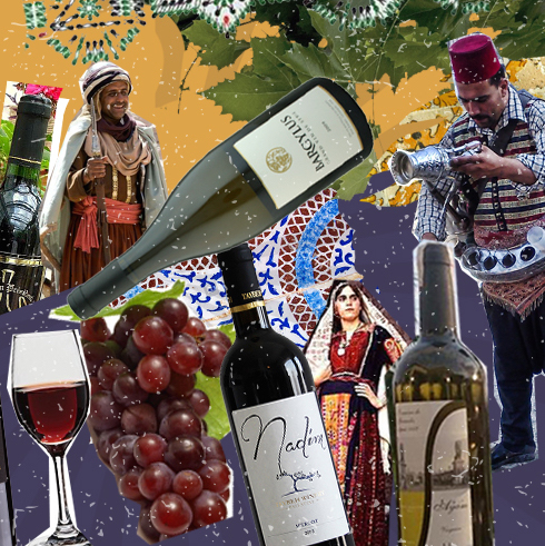 A Wine Drinker's Guide to the Middle East
