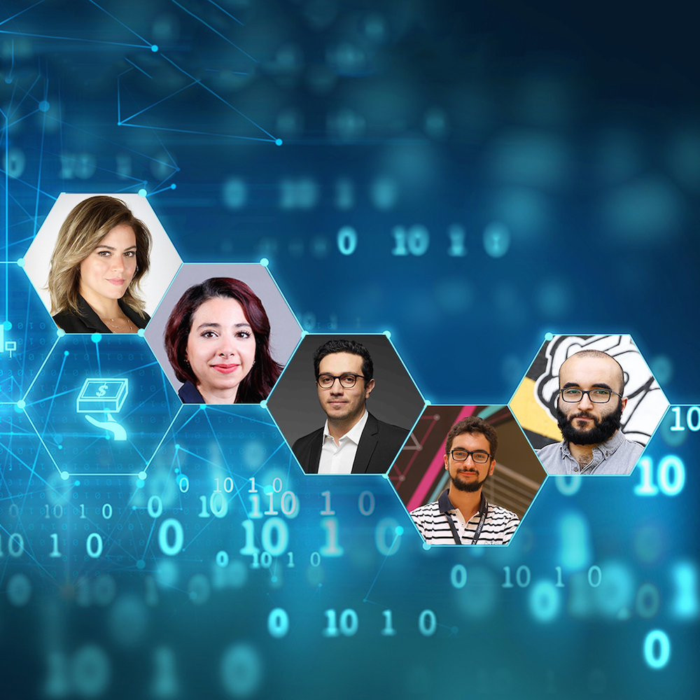 5 Middle Eastern Entrepreneurs Working with Blockchain to Transform the Future