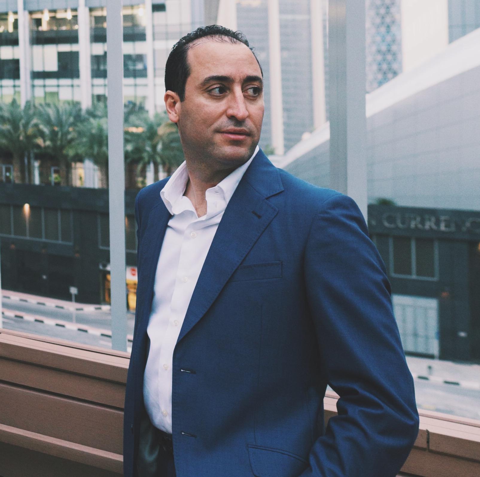 The Jordanian Founder of the World's First Arabic Email Service Talks Entrepreneurship & Blockchain