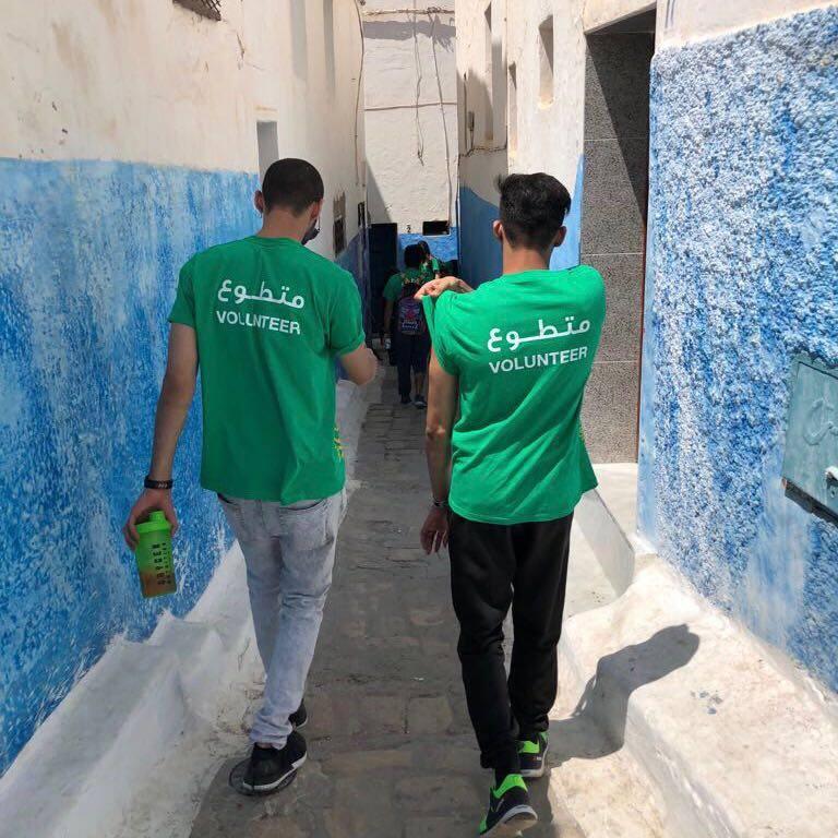 The Kuwaiti NGO Fighting Extremism & Pushing for Peace Through Education