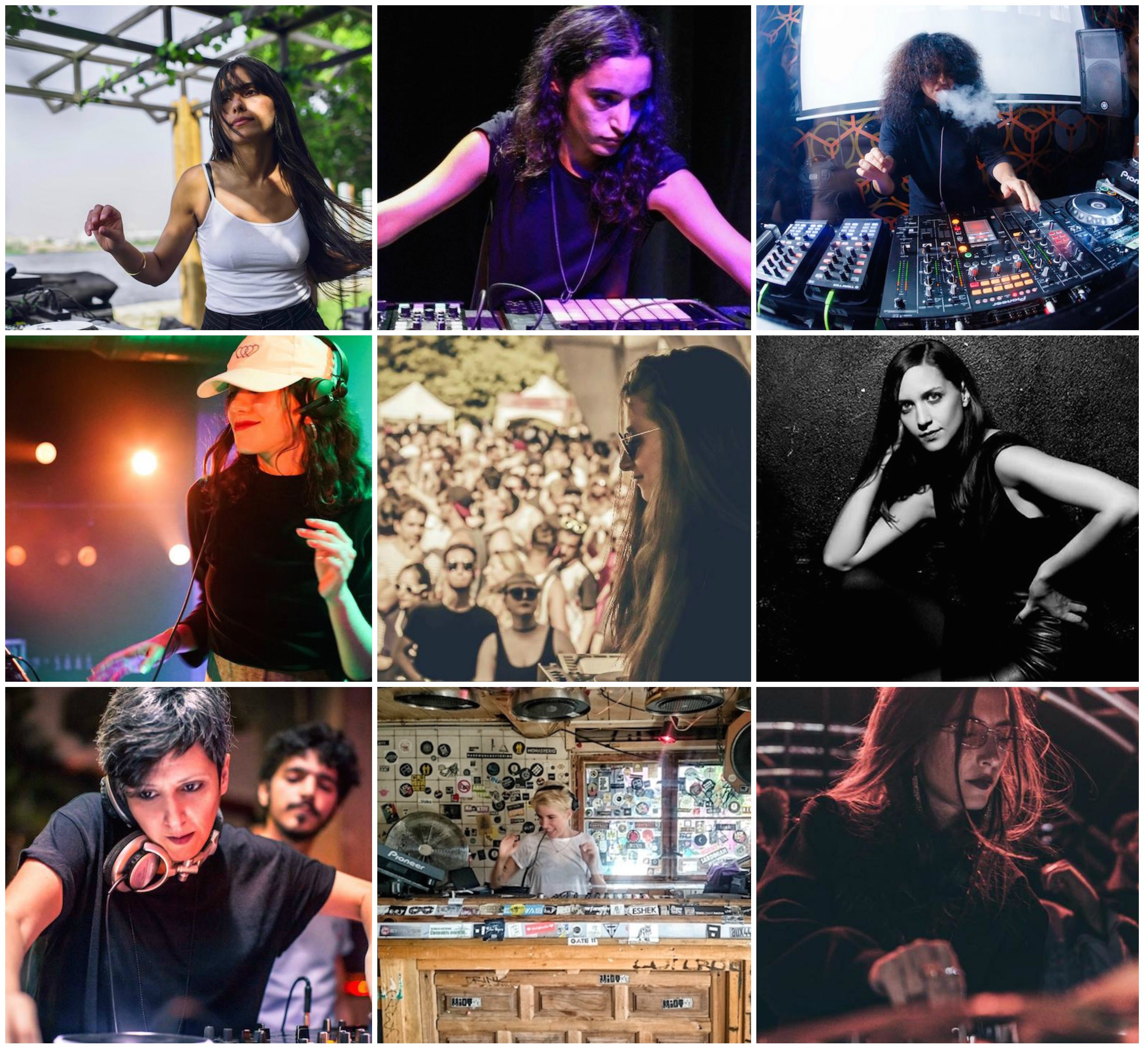 18 Female Middle Eastern DJs That Should Be On Your Radar